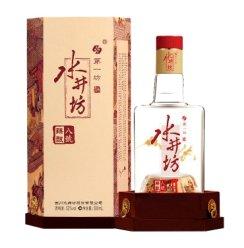 【下单得小酒】水井坊 52度 臻酿八号500ml 浓香型白酒 高度 礼盒装 单瓶 双瓶一个礼袋