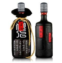 中酒网 贵州茅台镇 一道泓 合伙人53度1000ml 酱香型 大坛白酒 二瓶装