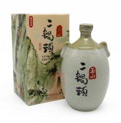 【2013年份】台湾玉山高粱酒 54度二锅头纯粮食台湾白酒礼盒750ml/瓶