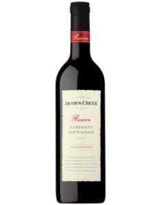 澳大利亚杰卡斯珍藏赤霞珠干红葡萄酒
