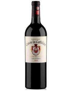 法国卡农嘉芙丽庄园干红葡萄酒