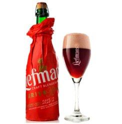 【精酿啤酒】Liefmans/乐蔓精酿果啤 比利时进口水果啤酒 乐蔓樱桃啤酒750ml