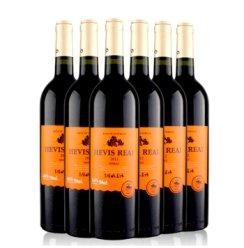 澳大利亚海维斯瑞尔西拉干红葡萄酒750ml*1 六