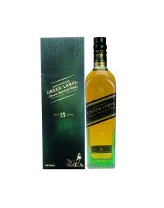 英国尊尼获加绿牌15年调配型苏格兰威士忌