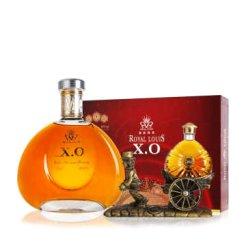 皇家路易XO红色天地盖700ml+50ml洋酒