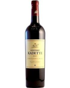 南非炮鸣之地庄园卡黛特干红葡萄酒