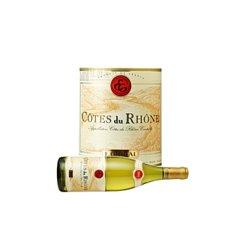 吉佳乐世家罗纳山麓法定产区白葡萄酒