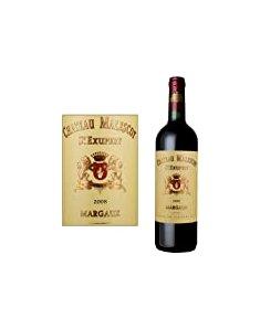 法国马利哥庄园干红葡萄酒