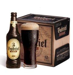 《【京东自营】千島湖加布里黑啤 418ml *12瓶 36.22元(双重优惠)》