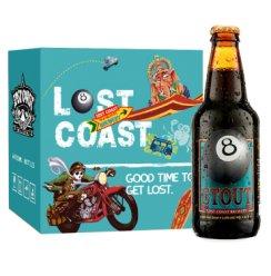 《【京东自营】迷失海岸 黑八世涛啤酒 355ml*6瓶 79元》