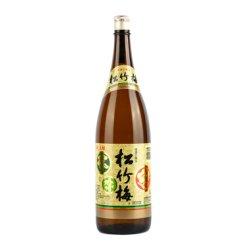 松竹梅 清酒 中国清酒 1.8L