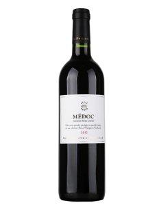 法国菲利普罗思柴尔德男爵精选梅多克干红葡萄酒(梅多克男爵小木桐)