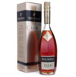 人头马(Remy Martin)洋酒 CLUB优质香槟区干邑白兰地 700ml