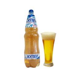 俄罗斯进口啤酒波罗的海酷乐浅色贮藏啤酒实惠装 1.35L/桶*1桶