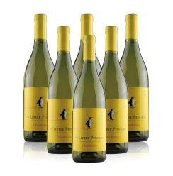 澳大利亚 原瓶进口 小企鹅霞多丽白葡萄酒 750ml*6支装