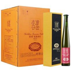张裕 冰酒酒庄酿酒师珍藏 威代尔冰酒 恒仁产区 375ml*6瓶 整箱装