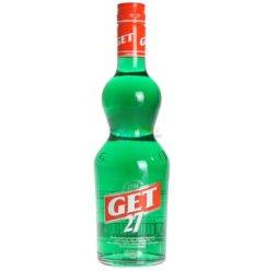 葫芦(GET 27) 洋酒 利口酒 法国葫芦绿 薄荷酒700ml