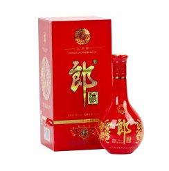 39度郎酒10年红花郎十年陈酿酱香型 500ml 白酒