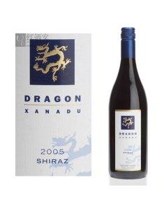 澳大利亚仙乐都龙西拉干红葡萄酒