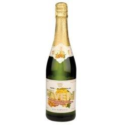 圣堡牌庆贺无醇气泡酒(白葡萄)(进口食品 瓶装750ml)