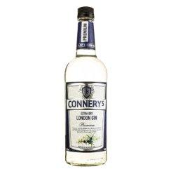 洋酒 美国原装进口 康纳利金酒 杜松子味 鸡尾酒基酒 如图