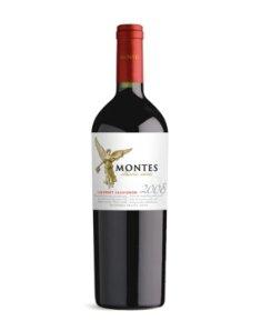智利蒙特斯经典赤霞珠干红葡萄酒