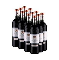 (国内送货)黑教皇干红葡萄酒2015 整箱(12瓶)_