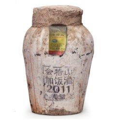 绍兴黄酒会稽山2011年加饭花雕酒坛装原酒23L 糯米老酒米酒收藏酒