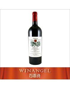 法国玫瑰园红玫瑰干红葡萄酒