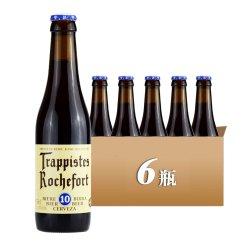 [晨妙食品专营店]进口啤酒罗斯福10号啤酒比利时高浓度修道院啤酒330ml*6瓶