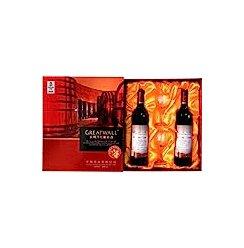 华夏长城橡木桶礼盒750ML*2(Wine)