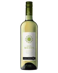 智利桃乐丝圣美甸长相思干白葡萄酒