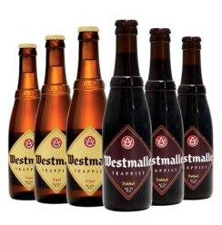 《【京东自营】西麦尔 双料*3/三料*3啤酒 330ml*6瓶 plus75.2元(2件8折)》