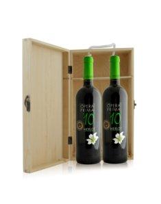 西班牙奥普拉梅洛干红葡萄酒