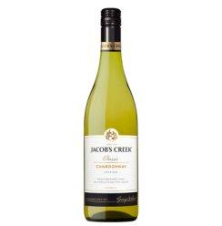 杰卡斯(Jacob's Creek) 经典霞多丽干白葡萄酒 750ml 单瓶装 澳大利亚进口葡萄酒
