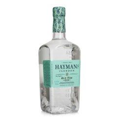 洋酒英国进口海曼金酒700ml 老汤姆金酒