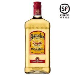 洋酒 墨西哥原装进口 阿卡维拉斯龙舌兰酒 AGAVALES TEQUILA 洋酒 特基拉酒 阿卡维拉斯金龙舌兰酒