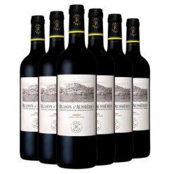 【法国拉菲】法国LAFITE正牌2010大拉菲 入门款传说传奇 拉菲古堡干红葡萄酒 进口红 奥希耶徽纹干红 750ml*6 预售15天