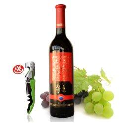 贵州茅台集团红酒系列酒喜庆干红葡萄酒12%vol750ml