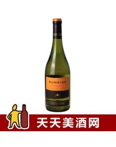 智利干露旭日夏多内干白葡萄酒