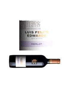 智利埃德华兹酒园菩裴拉梅罗特干红葡萄酒