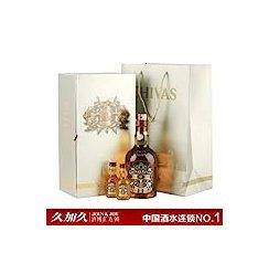 Chivas Regal芝华士12年苏格兰威士忌礼盒700ml