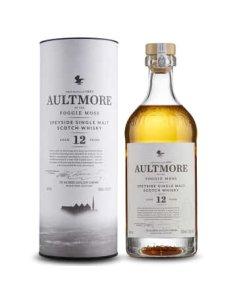 英国欧摩12年单一麦芽威士忌