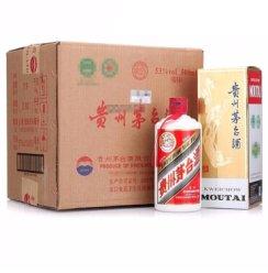 贵州茅台酒 茅台飞天 酱香型白酒 飞天茅台53度 2016年500ml*6瓶整箱