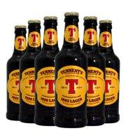 英国进口啤酒Tennent's替牌啤酒330ml*6瓶 英国啤酒精酿啤酒 替牌啤酒*6瓶