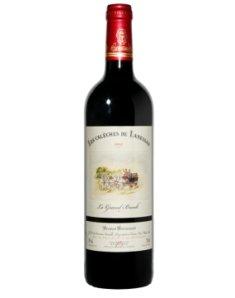 法国蓝珊庄园副牌干红葡萄酒