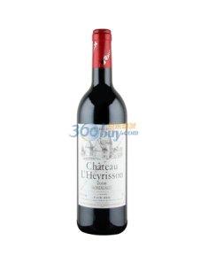 法国波尔多雷里松堡干红葡萄酒