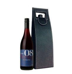 乐豁 豪华单支装PU袋 小优伶黑皮诺 红葡萄酒 礼盒