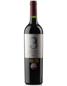 """南非斯皮尔酒庄创意系列""""3""""干红葡萄酒"""