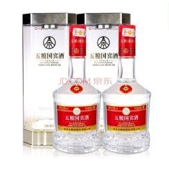 五粮液股份公司  浓香型白酒 精酿 500ml  两瓶